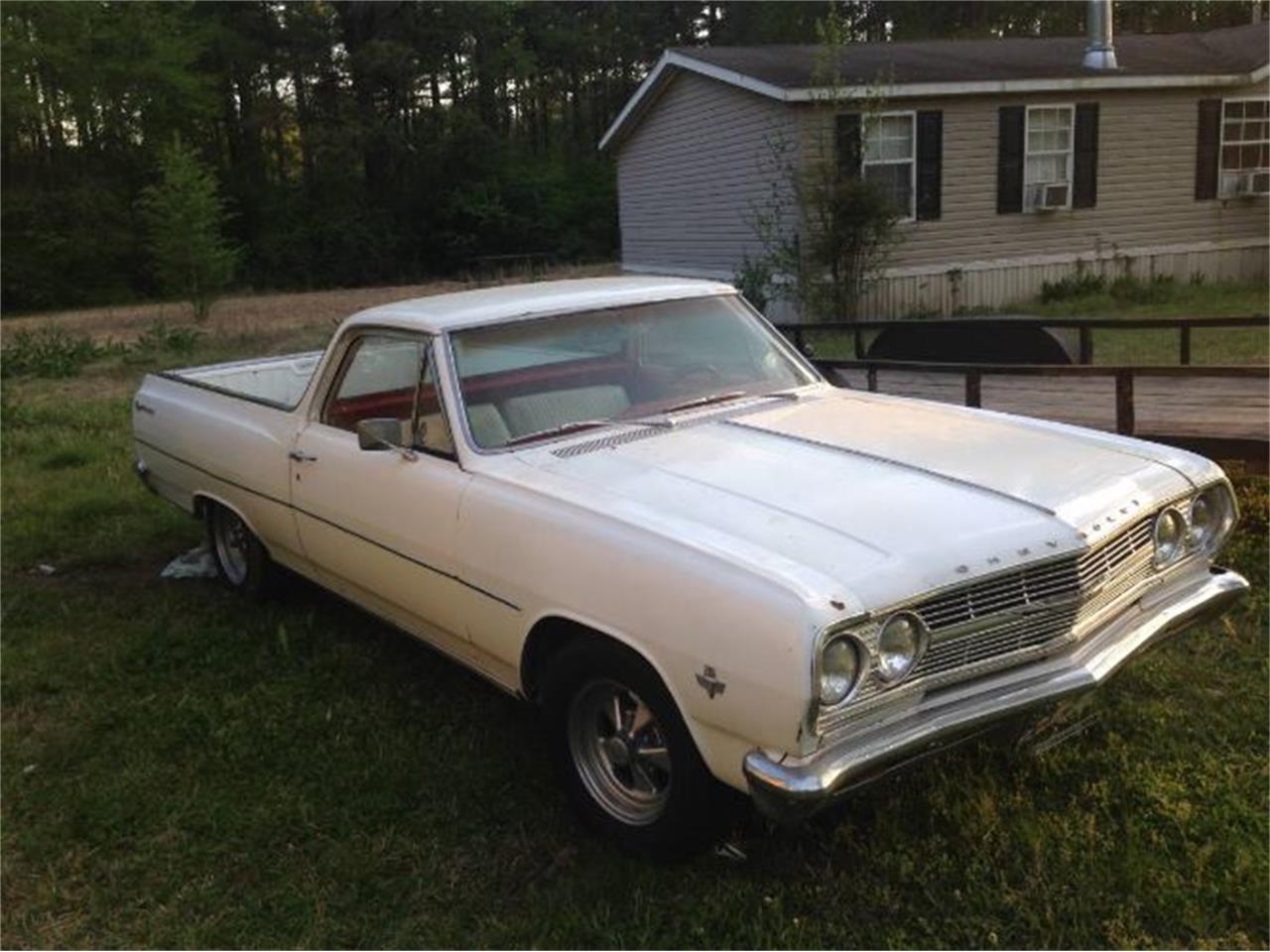 1964 Chevrolet El Camino (CC-1148915) for sale in Cadillac, Michigan