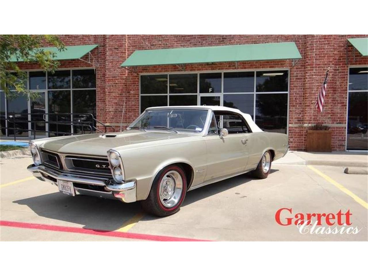 1965 Pontiac GTO (CC-1149009) for sale in Lewisville, Texas