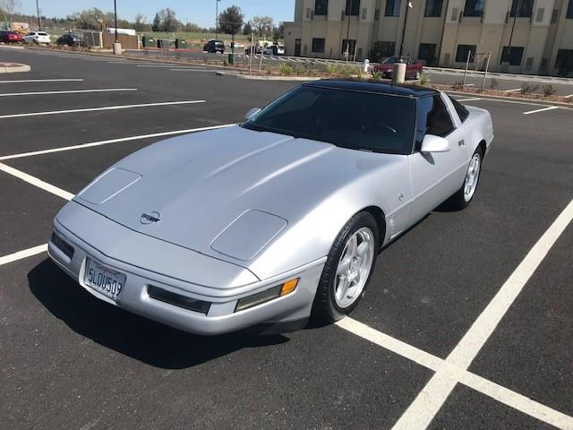 1996 Chevrolet Corvette (CC-1149019) for sale in Rancho Murieta, California