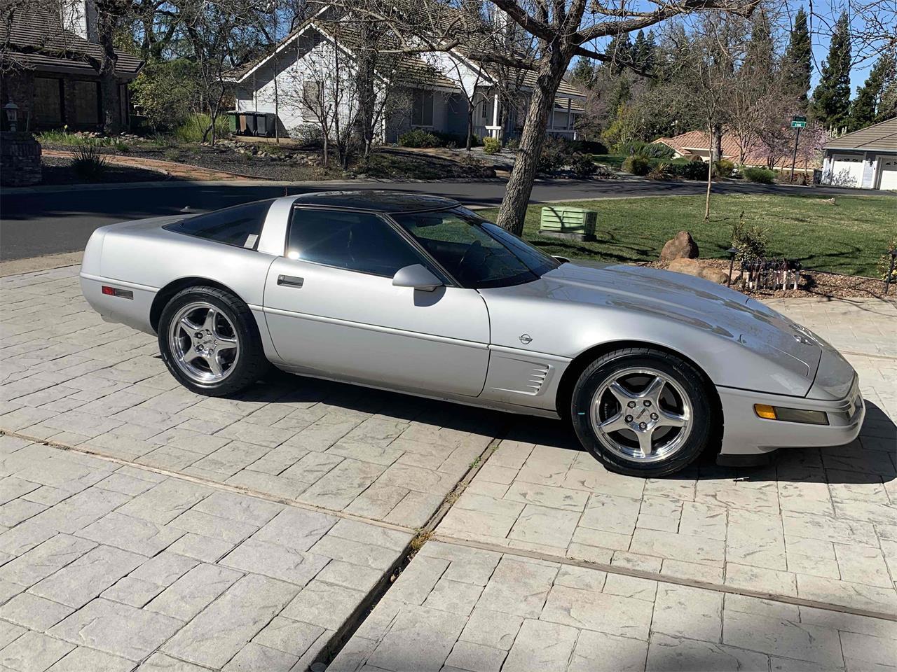 1996 Chevrolet Corvette (CC-1149019) for sale in Rancho Murieta, California