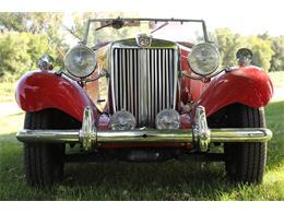 1952 MG TD (CC-1149039) for sale in Lexington, Nebraska