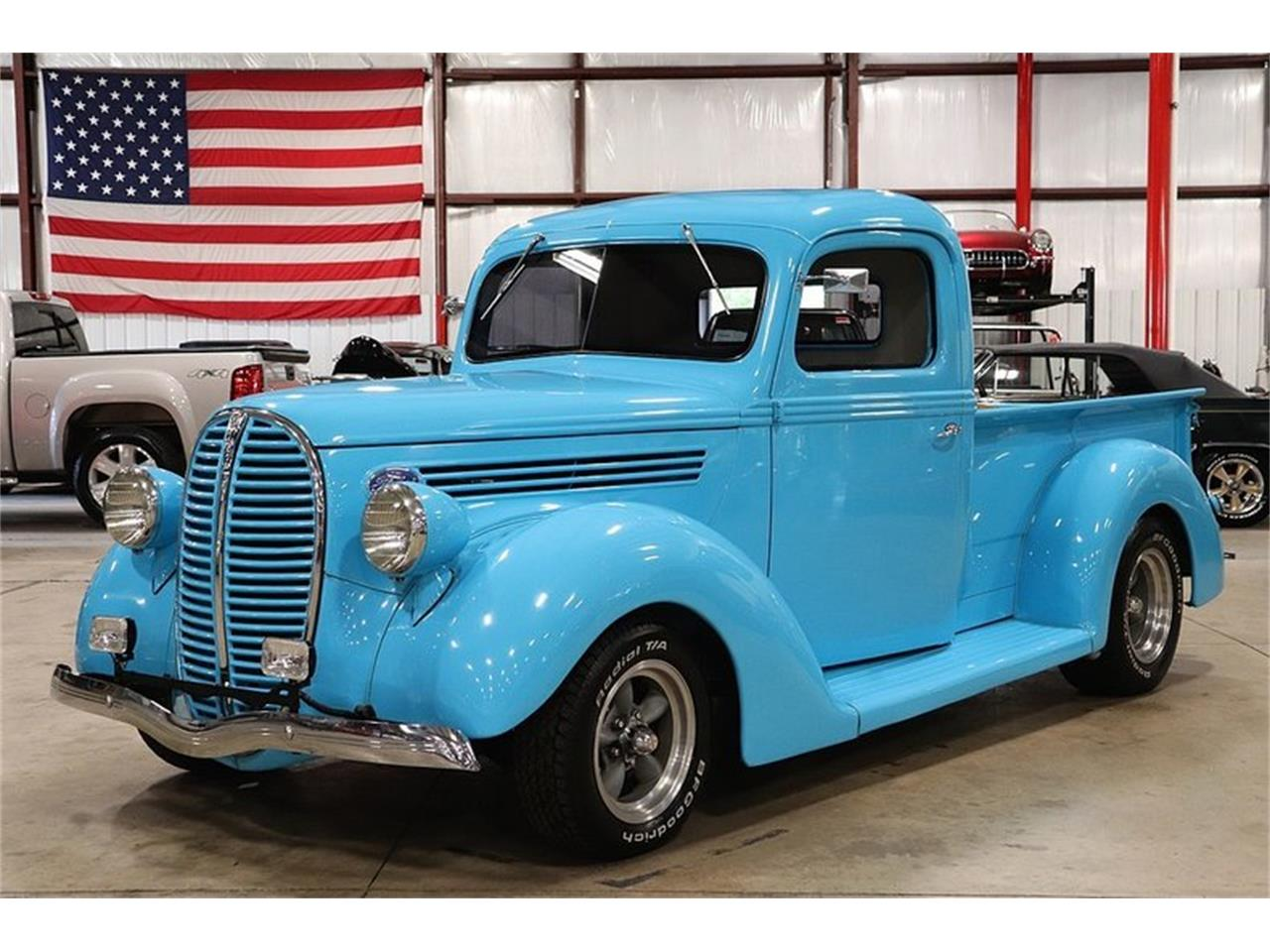1938 Ford Truck >> 1938 Ford Pickup For Sale Classiccars Com Cc 1149056