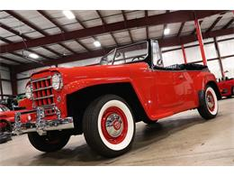 1950 Willys Jeepster (CC-1149060) for sale in Kentwood, Michigan