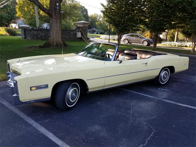 1975 Cadillac Eldorado (CC-1149325) for sale in Nashville, Tennessee