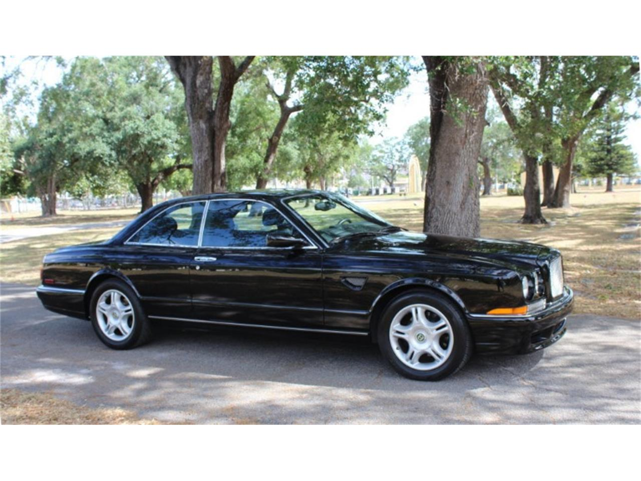 2003 Bentley Continental R Sports Coupe (CC-1149338) for sale in North Miami , Florida