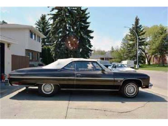 1975 Chevrolet Caprice (CC-1140936) for sale in West Pittston, Pennsylvania