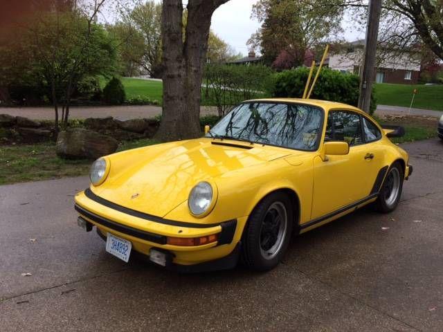 1983 Porsche 911 (CC-1140937) for sale in West Pittston, Pennsylvania