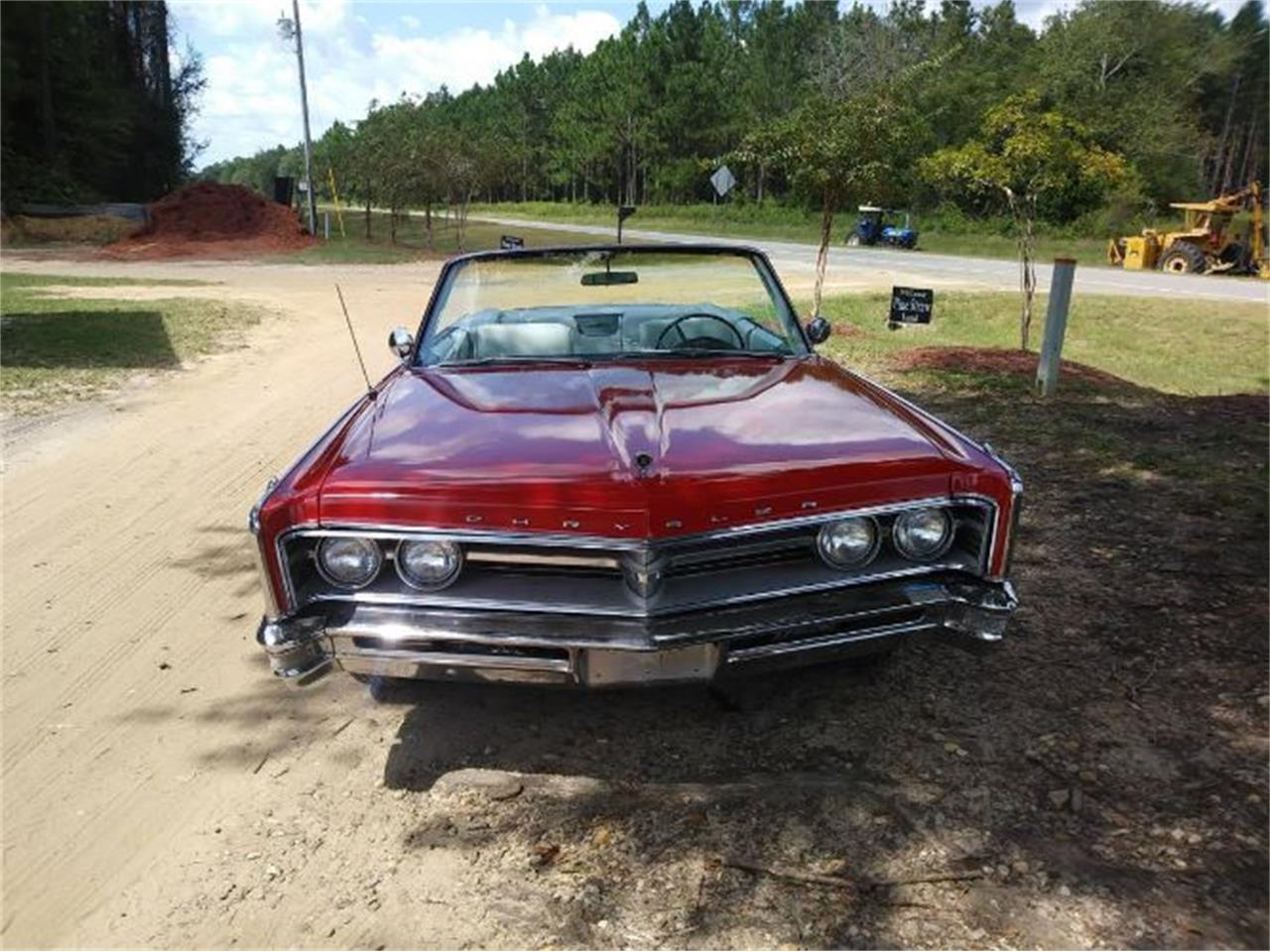1966 Chrysler Convertible (CC-1149412) for sale in Cadillac, Michigan