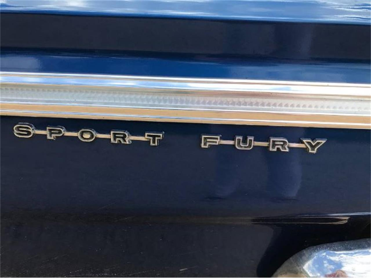1964 Plymouth Sport Fury (CC-1149449) for sale in Cadillac, Michigan