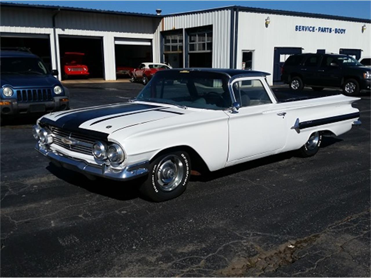 1960 Chevrolet El Camino (CC-1140950) for sale in Simpsonville, South Carolina