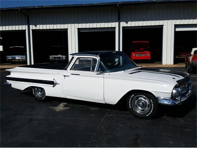 1960 Chevrolet El Camino (CC-1140950) for sale in Simpsonville, South Carolina