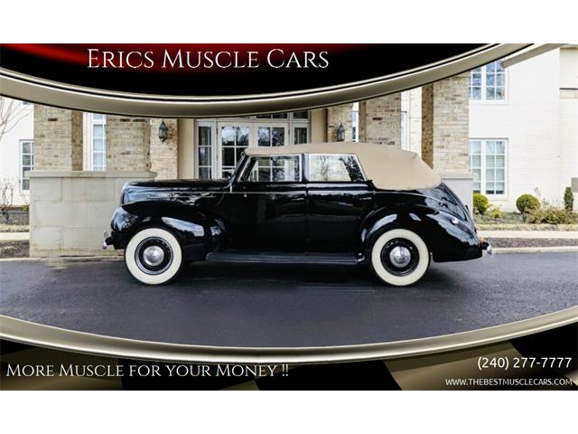 1939 Ford Deluxe (CC-1149539) for sale in Clarksburg, Maryland