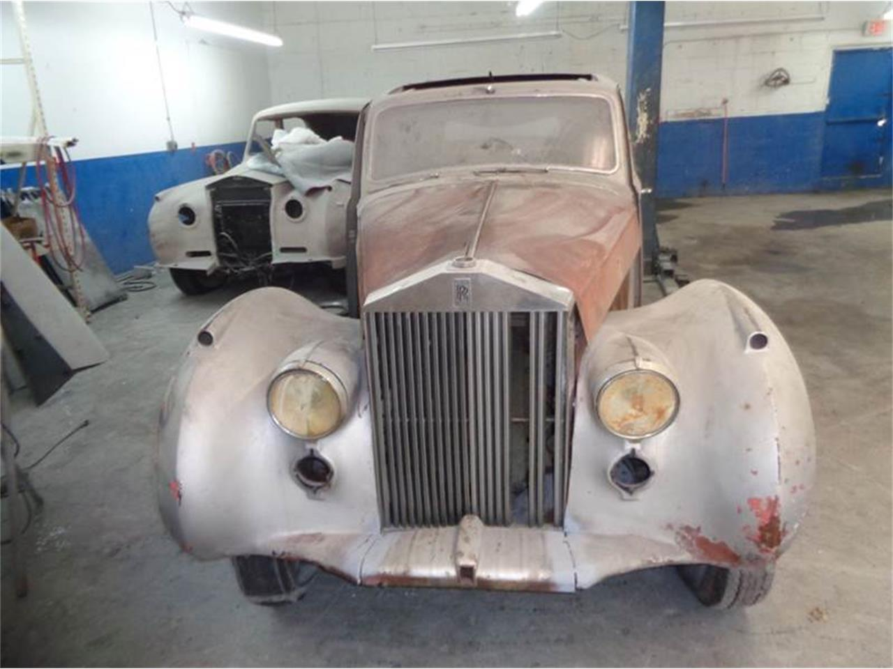 1955 Rolls-Royce Silver Dawn (CC-1140957) for sale in Fort Lauderdale, Florida