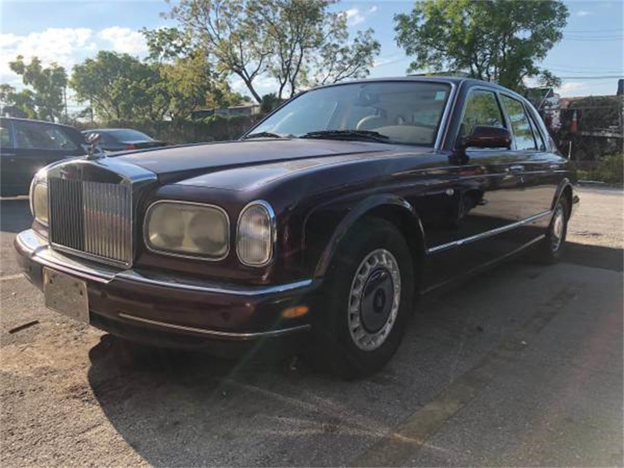 2000 Rolls-Royce Silver Seraph (CC-1140958) for sale in Fort Lauderdale, Florida