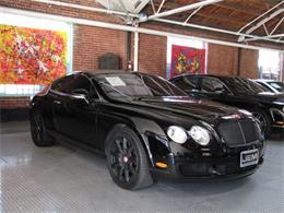 2005 Bentley Continental (CC-1149645) for sale in Hollywood, California