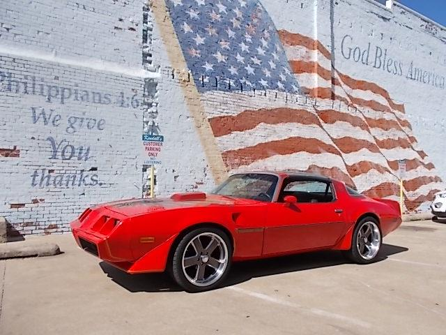 1979 Pontiac Firebird Trans Am (CC-1149720) for sale in Skiatook, Oklahoma