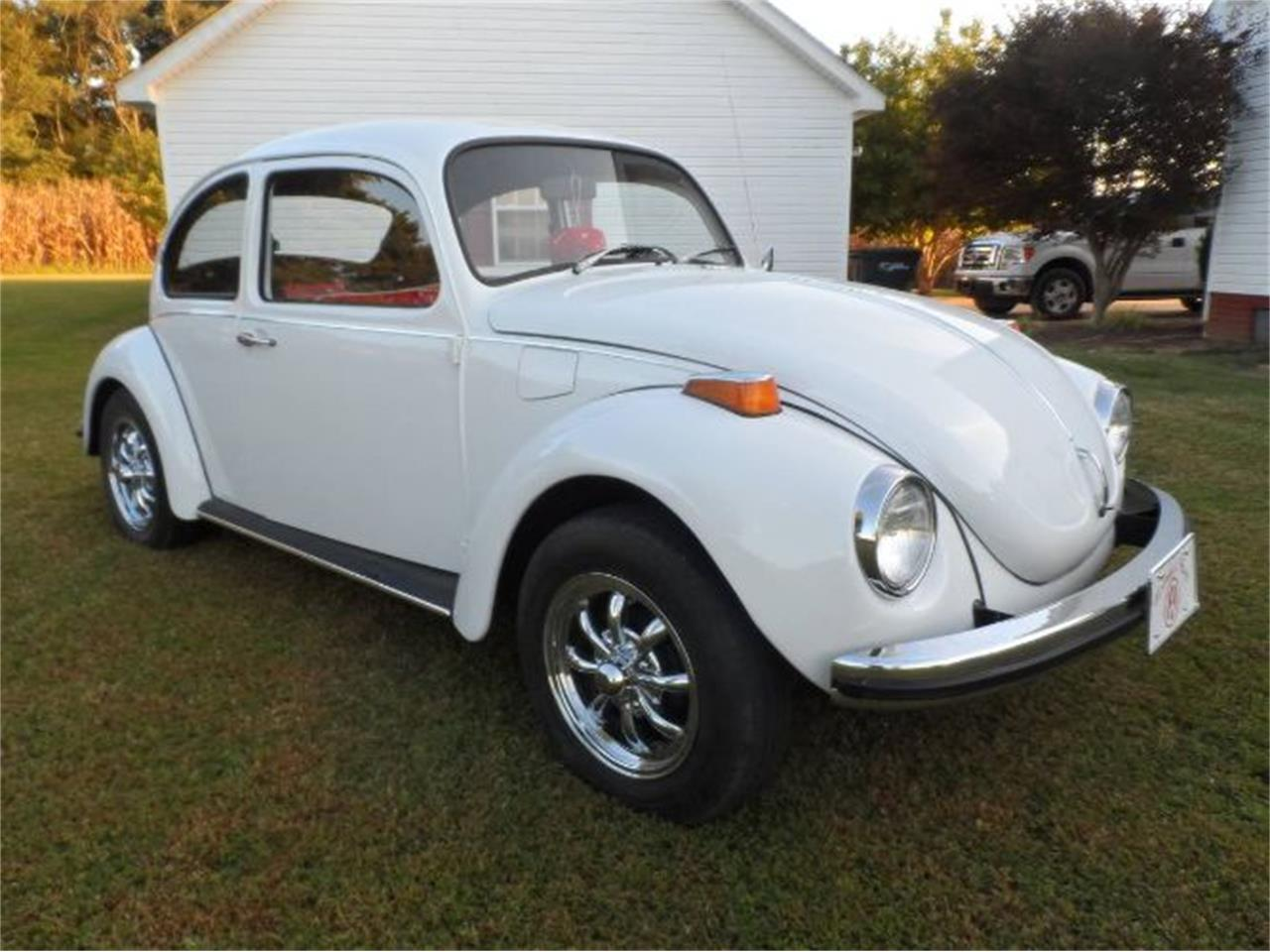 1970 Volkswagen Super Beetle (CC-1149821) for sale in Cadillac, Michigan