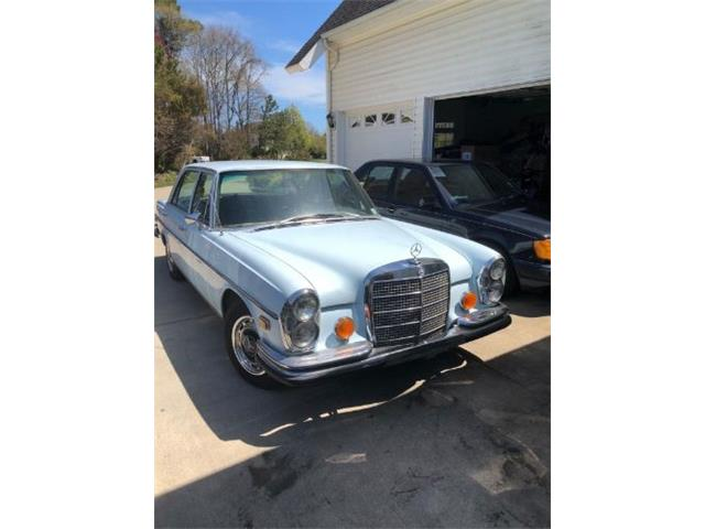 1973 Mercedes-Benz 200 (CC-1149848) for sale in Cadillac, Michigan