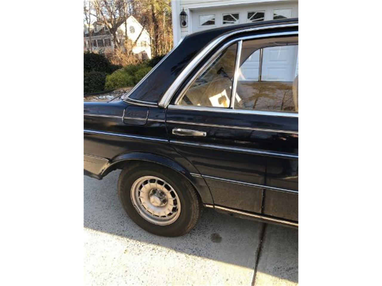 1980 Mercedes-Benz 300D (CC-1149849) for sale in Cadillac, Michigan