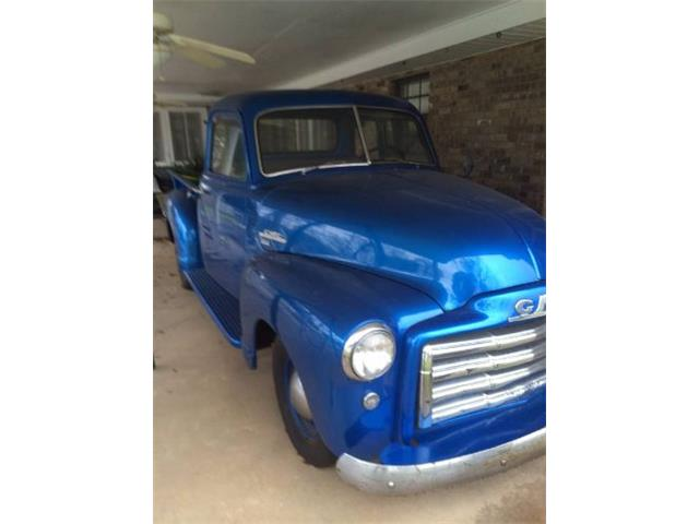 1950 GMC 1/2 Ton Pickup