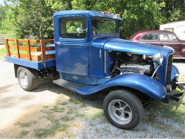 1934 Ford Pickup (CC-1149865) for sale in Cadillac, Michigan