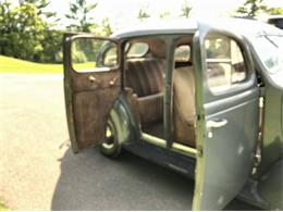 1937 Plymouth 4-Dr Sedan (CC-1149877) for sale in Cadillac, Michigan