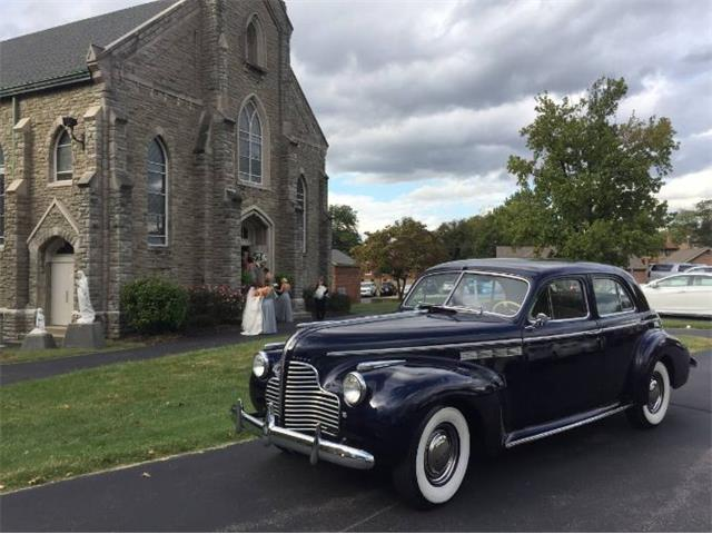 1940 Buick Roadmaster (CC-1149884) for sale in Cadillac, Michigan