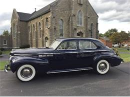 1940 Buick Roadmaster (CC-1149884) for sale in Cadillac, Michigan