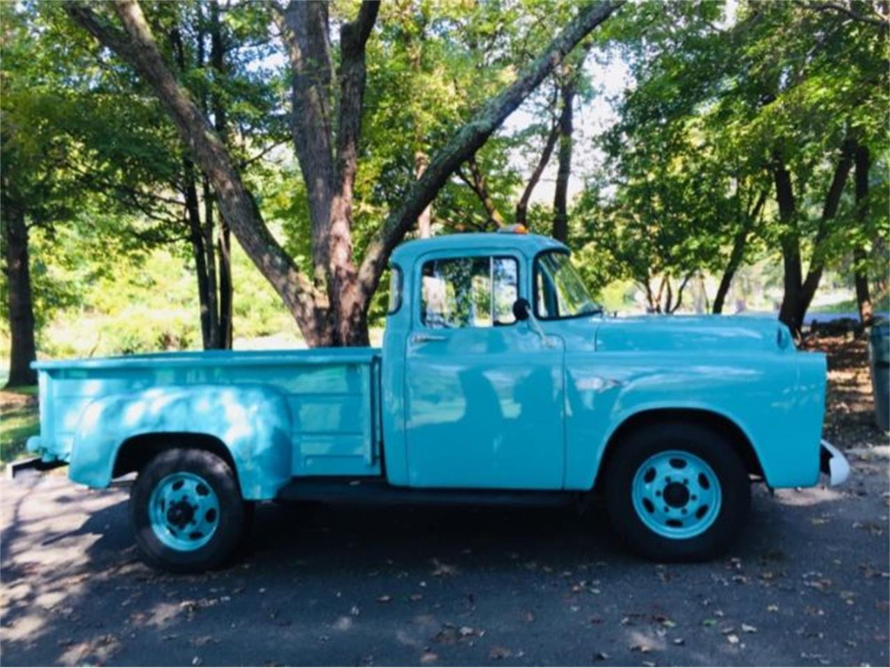 1957 Dodge D200 (CC-1149895) for sale in Cadillac, Michigan