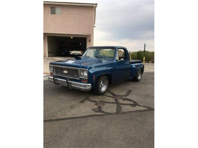 1974 Chevrolet C10 (CC-1149943) for sale in Cadillac, Michigan