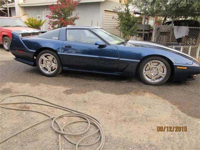 1984 Chevrolet Corvette (CC-1149947) for sale in Cadillac, Michigan