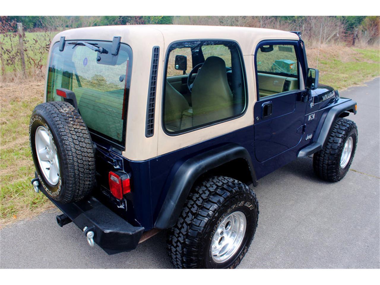 2002 Jeep Wrangler for Sale   ClassicCars.com   CC-1149953