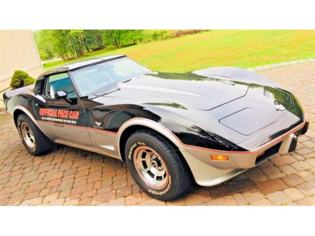 1978 Chevrolet Corvette (CC-1151113) for sale in Cadillac, Michigan