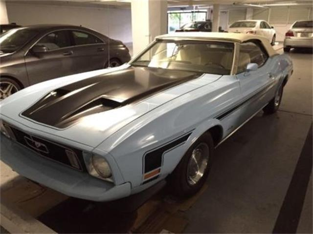 1973 Ford Mustang (CC-1151138) for sale in Cadillac, Michigan