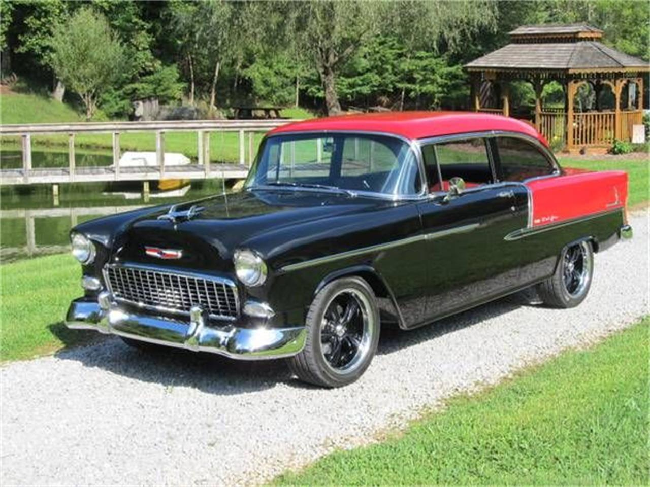 1955 Chevrolet Bel Air (CC-1151159) for sale in Cadillac, Michigan