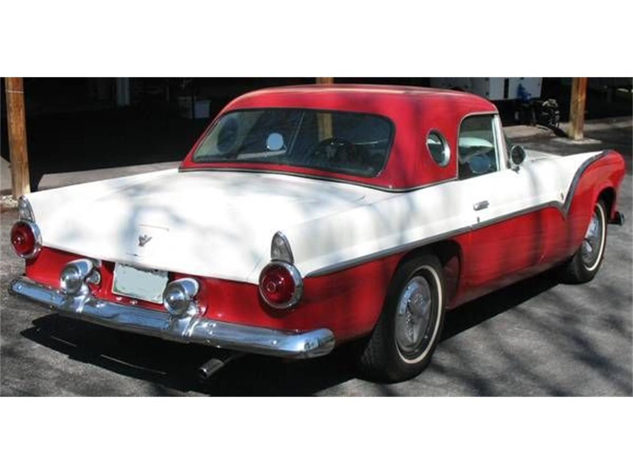 1955 Ford Thunderbird (CC-1151165) for sale in Cadillac, Michigan