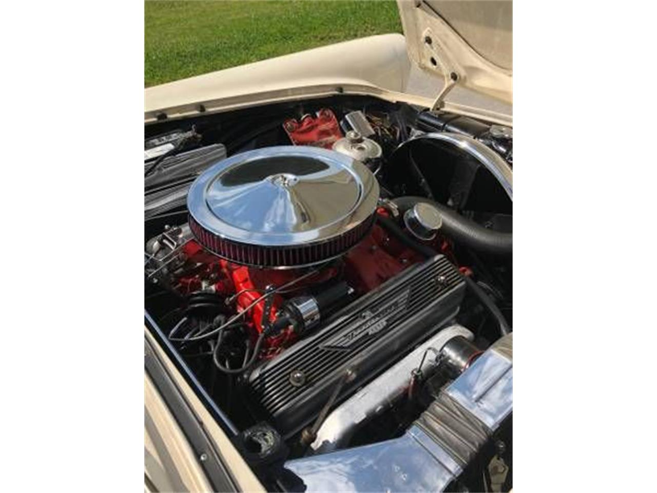 1956 Ford Thunderbird (CC-1151169) for sale in Cadillac, Michigan