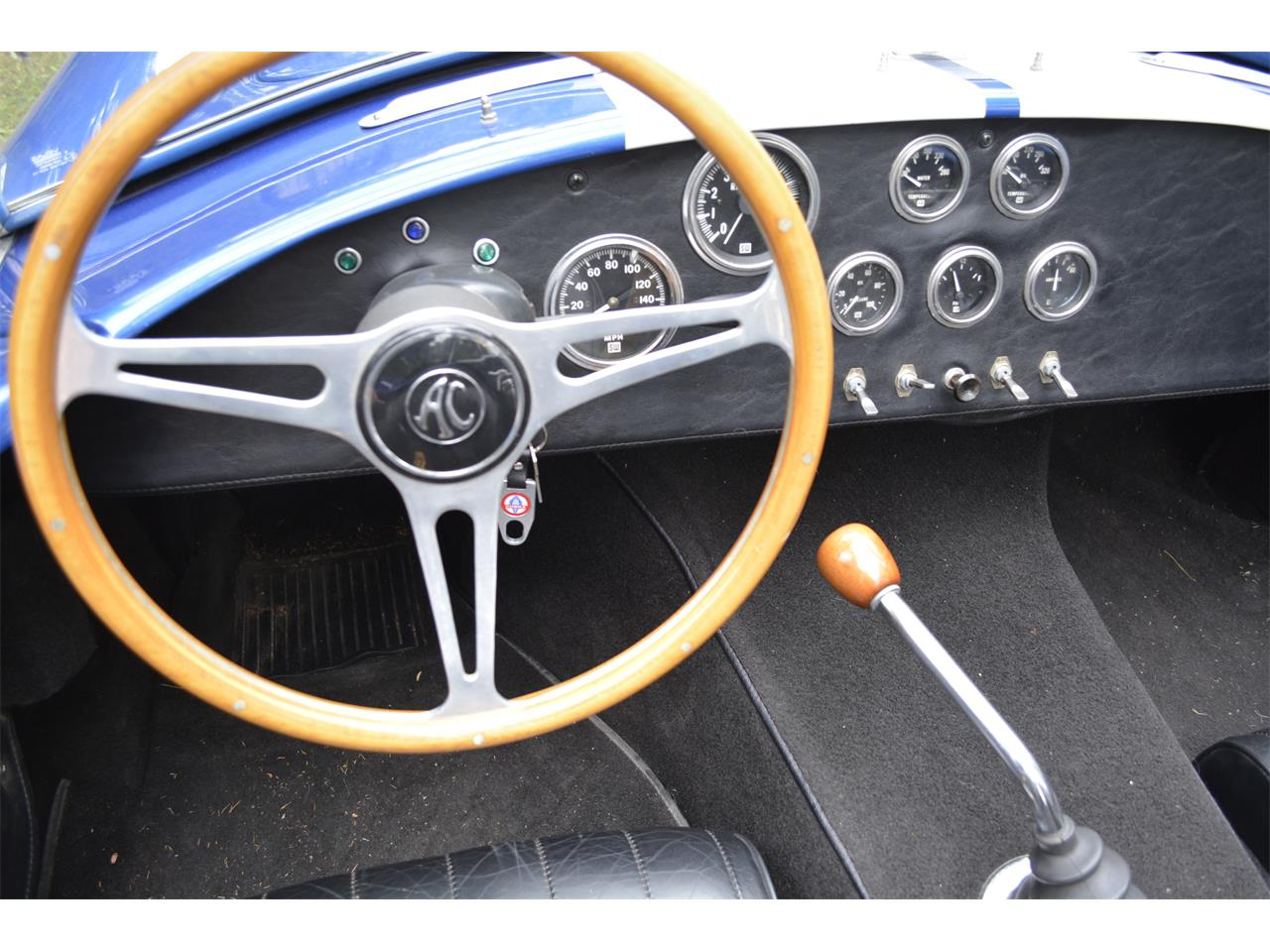 1967 Shelby Cobra Replica (CC-1150117) for sale in North Andover, Massachusetts