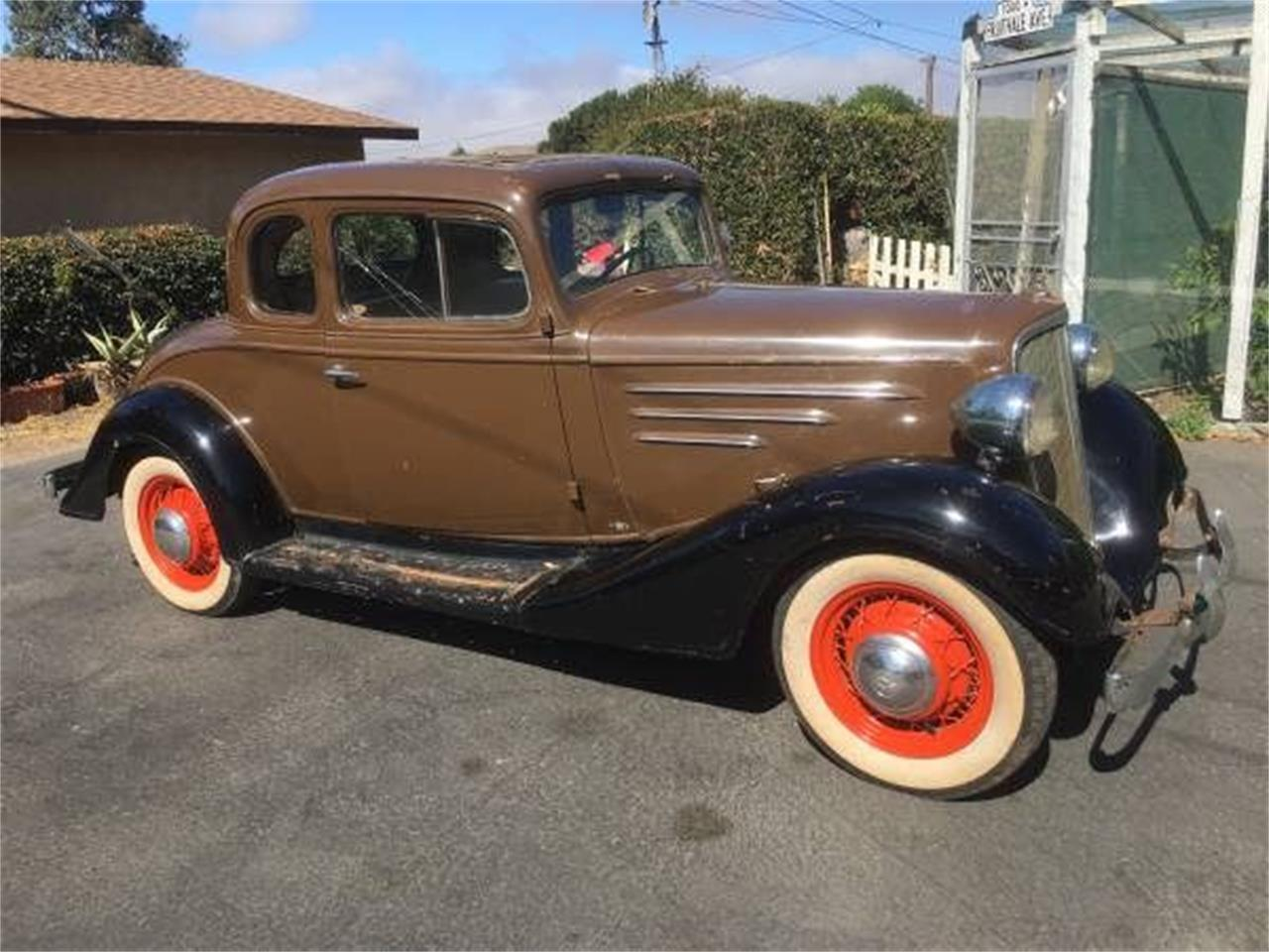 1934 Chevrolet Coupe (CC-1151186) for sale in Cadillac, Michigan