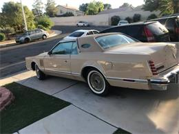 1979 Lincoln Continental (CC-1151193) for sale in Cadillac, Michigan