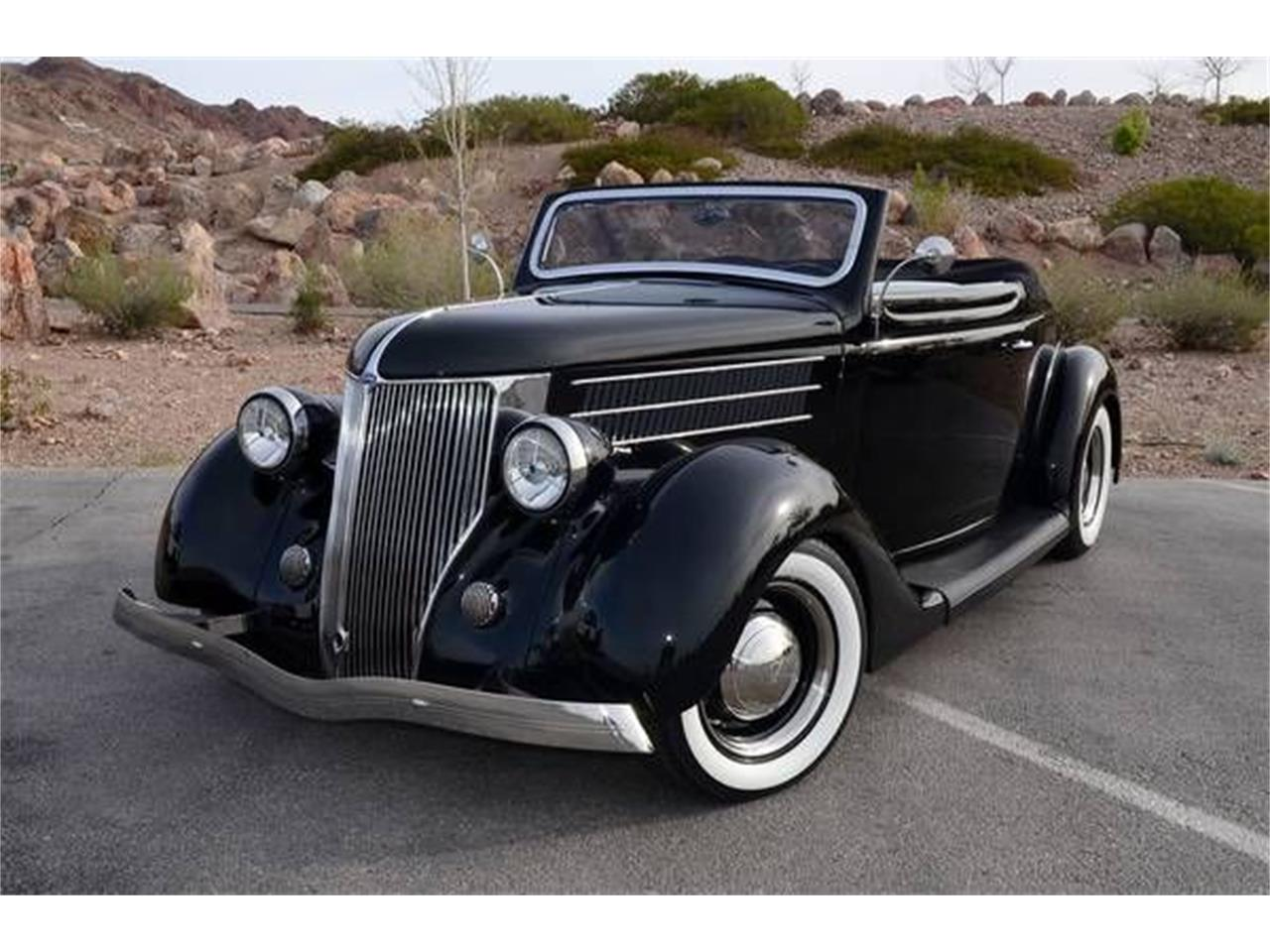 1936 Ford Cabriolet (CC-1151197) for sale in Cadillac, Michigan