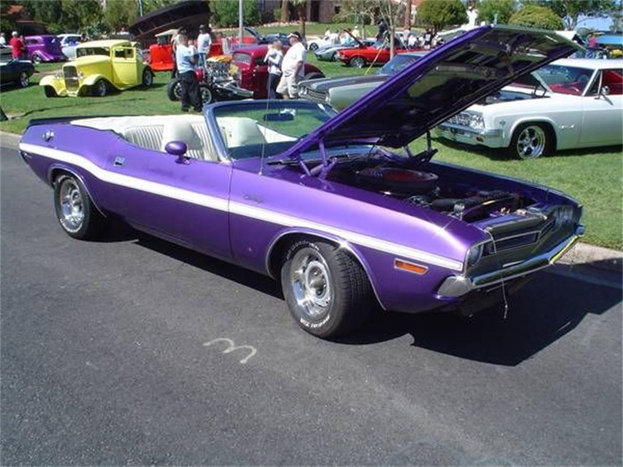 1971 Dodge Challenger (CC-1151199) for sale in Cadillac, Michigan