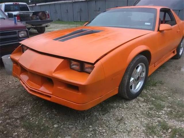 1984 Chevrolet Camaro (CC-1151205) for sale in Cadillac, Michigan