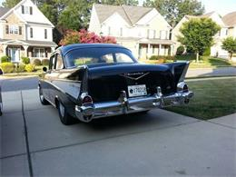 1957 Chevrolet Bel Air (CC-1151207) for sale in Cadillac, Michigan