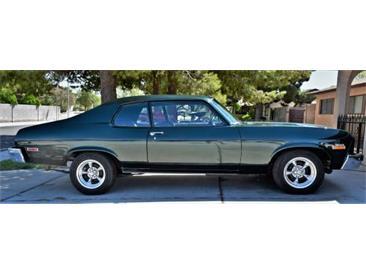 1973 Chevrolet Nova (CC-1151225) for sale in Cadillac, Michigan