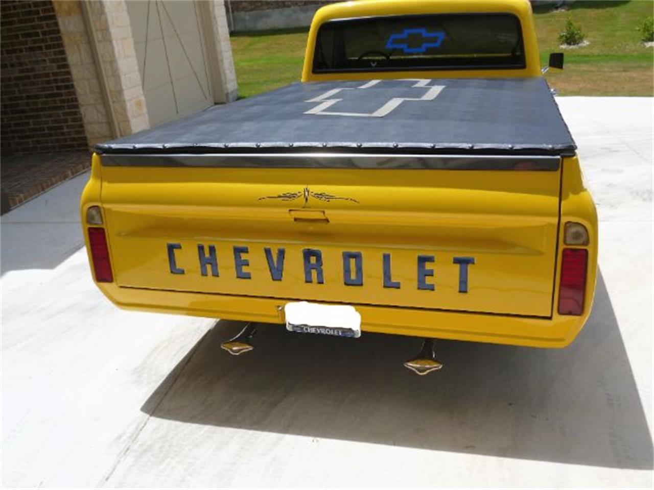 1970 Chevrolet C10 (CC-1151240) for sale in Cadillac, Michigan