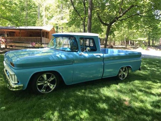 1963 GMC Pickup (CC-1151252) for sale in Cadillac, Michigan