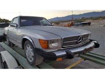 1977 Mercedes-Benz 450SL (CC-1151254) for sale in Cadillac, Michigan