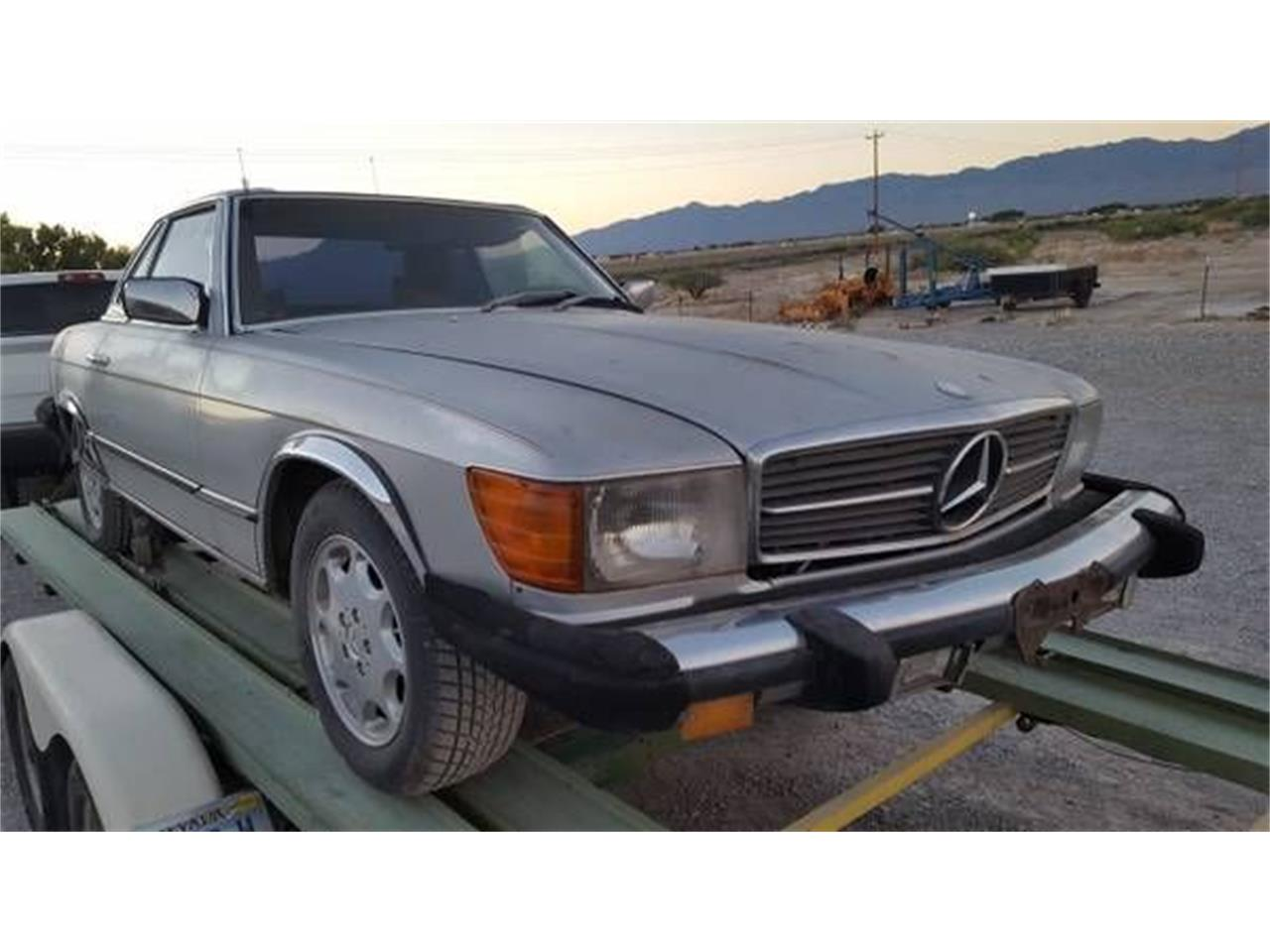 1977 Mercedes-Benz 450SL (CC-1151254) for sale in Cadillac, Michigan