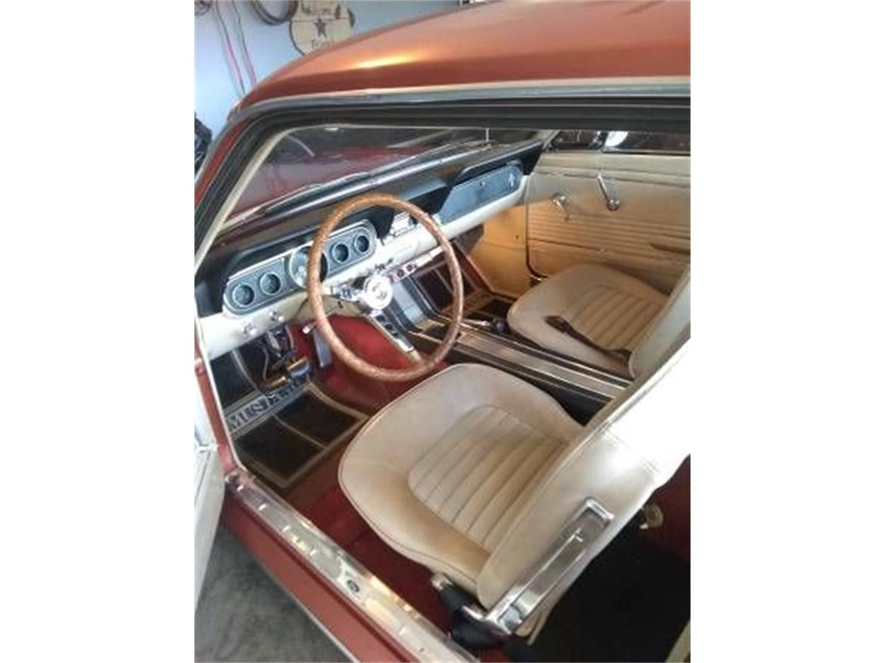 1966 Ford Mustang (CC-1151271) for sale in Cadillac, Michigan